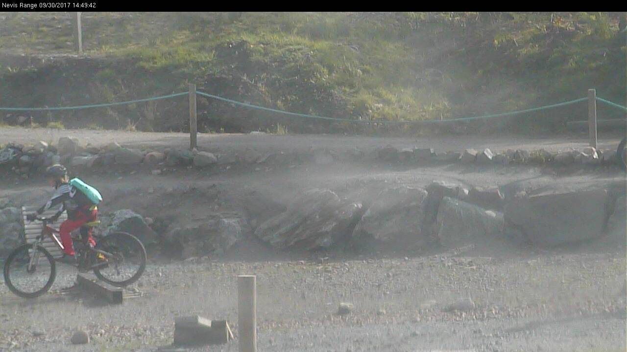 Loch Ell Webcam, Nevis Range Ski Area